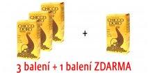 Káva CHICCO D'ORO Tradition Akce 3+1 ZDARMA