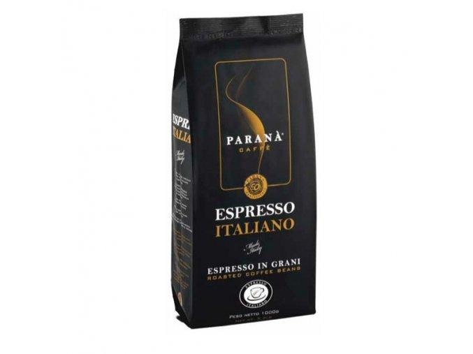 Káva PARANA - ESPRESSO ITALIANO, 1kg